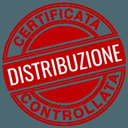 logo distribuzione certificata